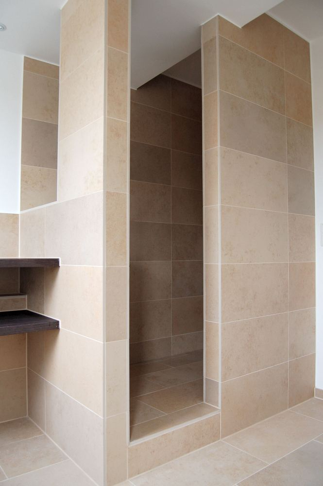 Moderne Dusche Pictures to pin on Pinterest