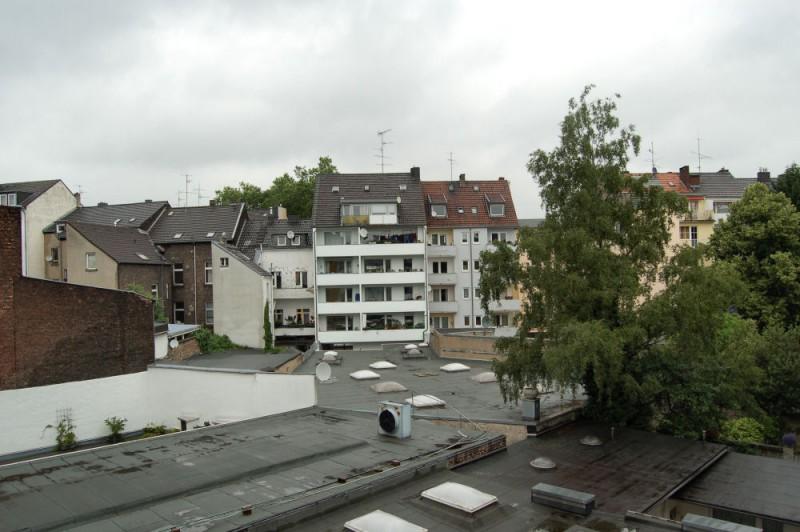 Gemütliche city wohnung mit balkon und kleiner einbauküche.   ines ...