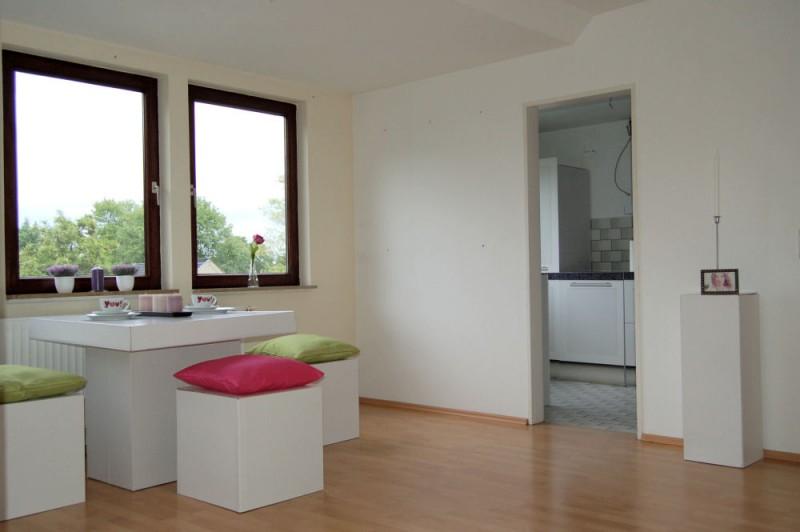 Essbereich_1000x665 - Dachgeschosswohnung mit Flair, der perfekte Start für die junge Familie.