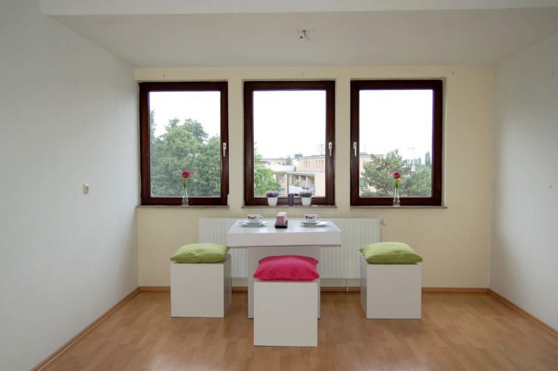 Essbereich_2_1000x665 - Dachgeschosswohnung mit Flair, der perfekte Start für die junge Familie.