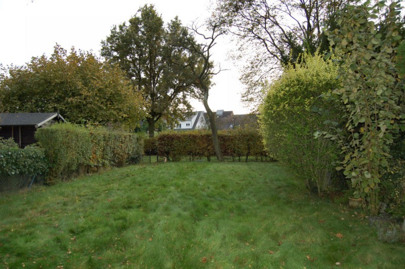 Gartenansicht_1000x665 - Dachgeschosswohnung mit Ausbaureserve und Garten Nutzung möglich.