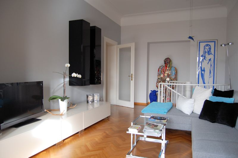 lakronstra e maisonette altbauwohnung mit eigenem garten ines biedermann immobilien. Black Bedroom Furniture Sets. Home Design Ideas
