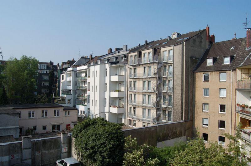 Balkon Klein Appartement : Appartement am lessingplatz mit balkon. ines biedermann