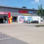 Parkplatz HARIB Neuss