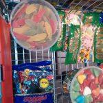 Einkauf bei Haribo
