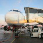 Abfertigung Flugzeug
