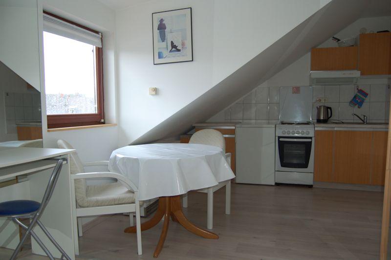 Blick ins Appartement_1_800x532 - Möbliertes kleines Appartement im Dachgeschoss.