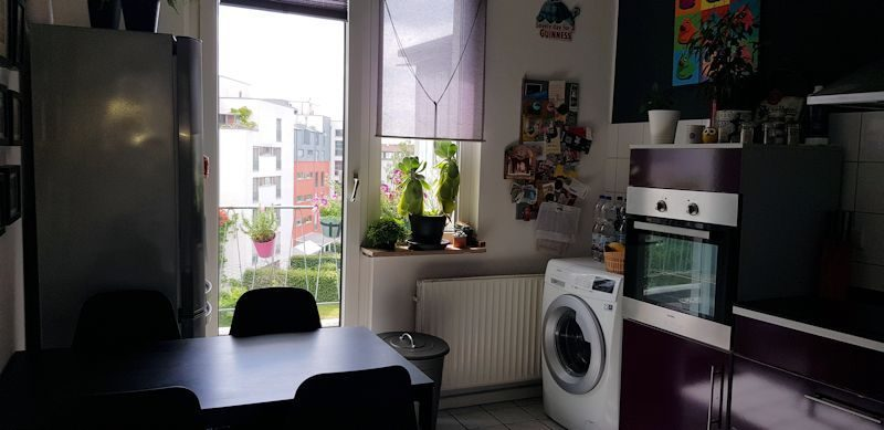 - Top Wohnung für Fitness-Fans in Bilk  – zwei Balkone –